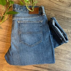 Lucky Brand 121 Heritage Slim Lightwash Jean 33x32